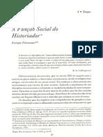 A Função Social do Historiador