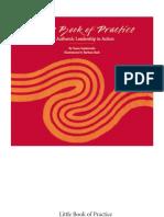Little Book of Practice for Authentic Leadership in Action Susan Szpakowski ALIA