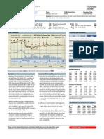 Standard and Poors Stock Report April 16 2011