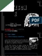 Presentación vida Nietzsche