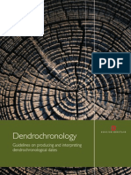 Dendrochronology