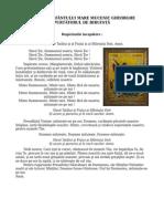 Acatistul Sfantului Mare Mucenic Gheorghe Purtatorul de Biruinta