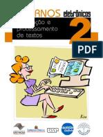Editoração e processamento de textos