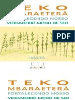 Teko Mbaraetera - Fortalecendo Nosso Verdadeiro Modo de Ser