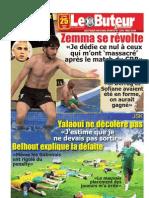 LE BUTEUR PDF du 25/04/2011