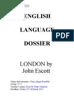 London by John Escott re