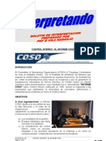 Control Interno Informe COSO