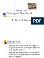 HRDV -Chapter 8- OD Intervention Strategies