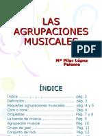 Agrupaciones Musicales