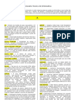 Dicionario Técnico de Informática