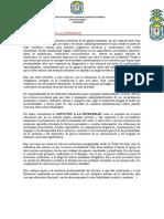 1º LECTURA - CONCEPTO DE ATENCION A LA DIVERSIDAD