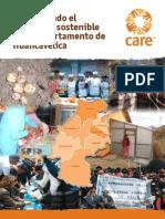 Promoviendo el desarrollo sostenible en Huancavelica