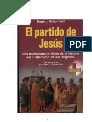 J Partido De Hugh Schonfield El Jesus Nn0wm8