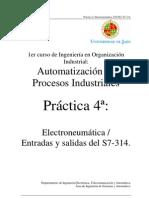 PLC Electroneumatica