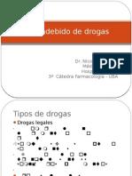 Uso Indebido de Drogas