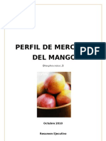 Perfil de Mercado Mango