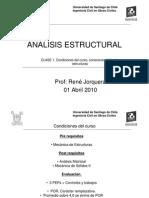 Analisis Estructural Usach c1