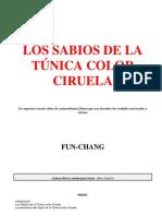 Fun Chang Los Sabios de La Tunica Color Ciruela