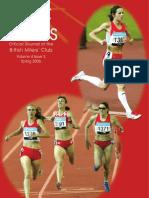 2006 Spring Sprinting