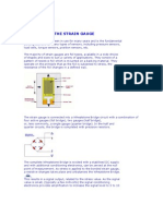 How the Strain Gauge Works