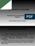 0 - Introduccion a La POO