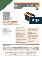 C&D UPS12