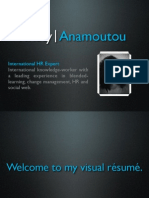 Visual Resume Kristy Anamoutou