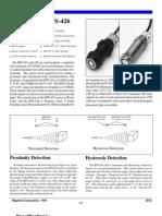 Detector Ultrasonico Rps-401