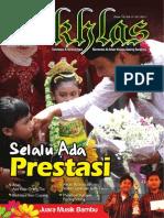Majalah Sekolah Al-Azhar Kelapa Gading Edisi XII April 2011