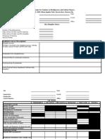 Survey Questionnaire on Potential Biodigester Projects under the Clean Development Mechanism (CDM) Program of Activities (PoA) Approach
