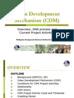Clean Development Mechanism (CDM) Overview