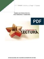 PRIMERA GUÍA TEÓRICO-PRÁCTICA PARA FORMADORAS Y FORMADORES