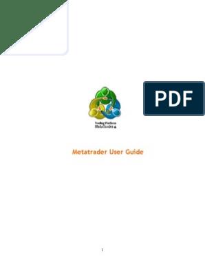 Met a Trader User Guide En | Keyboard Shortcut | Proxy Server