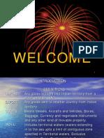 Export Procedures and Documents