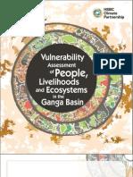 Vulnerability Assessment Ganga Basin