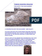 Inside the Discovery of the Ordovician Hallettestoneion Seazorias Dragon by Mike Hallett