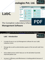 LabC-The Complete Lab Manager From Plus91