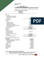 Soal Akuntansi Pemerintah Pusat