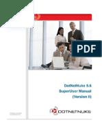 DNN561 SuperUserManual