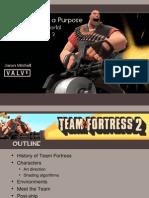 TF2 - Stylization With a Purpose
