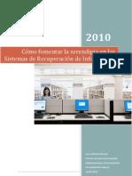 Ana Cañizares - Cómo fomentar la serendipia en los sistemas de recuperación de información