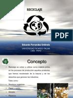 Reciclaje Perú