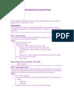 Skills Based Assessment Final