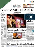 Times Leader 04-25-2011