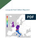 European Nazi Culture Map 2007