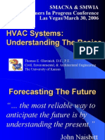 HVAC Systems - Understanding the Basics Presentation-Tom Glavinich