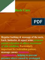 N100 rle back massage