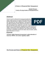 Financial Risk Management 2