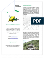 Turbine Manufacturers & Micro Hydel Projects