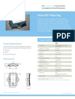 Omni-ID Pipe Tag for Difficult to Tag Cylinders DS